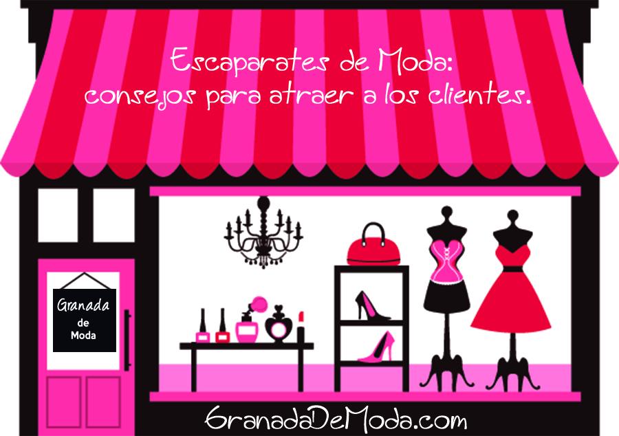 Escaparates de moda: cómo atraer clientes