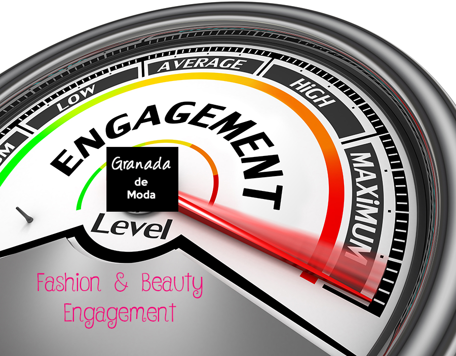 fashion and beauty engagement