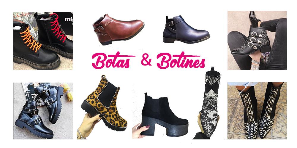 botines online